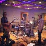Tom Leiner, James Kylen & Stephen Cohen, 3 of my favorite #Asheville musicians....thats very high praise. : ) #a... http://t.co/JeQw4307Ed