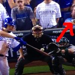 """RT @GottliebShow: .@hasselESPN: Snoozing Royals dude the moment Hosmer made contact for triple http://t.co/2RiUOPM8Ll"""""""