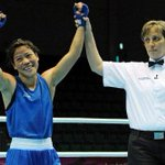 GOLD! #MaryKom wins Indias 7th gold medal at #AsianGames 2014 http://t.co/SNcvmHVpd2