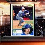 RT @MLB: Ned Yost baseball card. Hes bunting: http://t.co/zjpVHysV07 http://t.co/DEJTe4n6ii