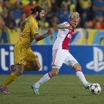 [VIDEO] #Ajax bleef dinsdag tegen Apoel steken op 1-1. Hier de highlights: http://t.co/RU1uEPYId7 #apoaja