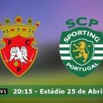 RT @SCPAdeptos1906: Sábado é #DiaDeSporting e o nosso Sporting irá se deslocar a Penafiel. Força Sporting ! http://t.co/99qsbRpbfn