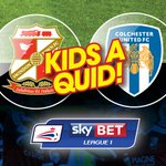 RT @Official_STFC: TICKETS: Kids a Quid for the visit of Colchester. Details are now online #STFC @STFCStore http://t.co/MHUjosp1EQ http://t.co/g0ekNeCgtm