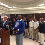 RT @v_alvino: @MayorTomHenry announces #fortwaynes involvement in Obamas #MyBrothersKeeper initiative on #blackmaleachievement. http://t.co/8ZolMJn45u