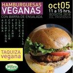 RT @sinletrad: Este domingo con #SaborVeganoMexico en #GDL venta solidaria de #hamburguesas vegnas y la tradicional taquiza #GoVegan http://t.co/2FoP6qvlRl