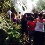 RT @ecuavisa: 4 muertos tras accidente aéreo en Amazonía ecuatoriana http://t.co/J7sYQ4vRWp http://t.co/1xBLxdT5jD