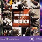 La música es el arte más directo, entra por el oído y va al ❤️#DiaInternacionalDeLaMusica @PRImx_Ags @MovPRIMXOficial http://t.co/Tg0nhXDS6t