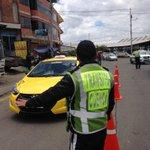 RT @emov_ep: Se reanudaron los controles del #Taxímetro en varios puntos de la ciudad. [FOTOS: Sector El Arenal]. @aaguilar_EMOVEP http://t.co/R4I7q1k7PY