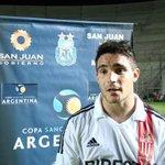 """RT @Copa_Argentina: #CopaArgentina Ezequiel Cerutti: """"Aprovechamos los espacios y pudimos ganarlo"""" http://t.co/FTpA8MfUkR http://t.co/zlCjEsAnbV"""