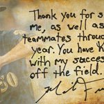 A message to the best fans in baseball from @Fiers64: #Brewers http://t.co/eIhGXpuD10