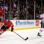 RT @ChicagoSports: Andrew Shaw scores in the #Blackhawks 3-1 exhibition loss. Photos: http://t.co/1bccLWhIYg http://t.co/k3Vo1c3cr6