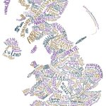 Map of Literary Britain and Northern Ireland by Geoff Sawers. http://t.co/0K13a84GNG