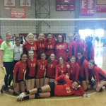RT @CentennialHawks: Centennial JV volleyball is your CHS Power Classic champions. Hey went 5-0 and defeated Liberty for the title. http://t.co/8igGSvOCX5