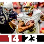 RT @49ers: 14 gamer observations as #49ers second-half woes continued vs. Cardinals... READ: http://t.co/fUBLsWw1FQ http://t.co/F3j9aonEfQ