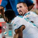 RT @MiamiDolphins: Final. #KCvsMIA http://t.co/mKyF7Z390i