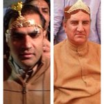 RT @fawadrehman: Now we have a Tie between #PTI & #PMLN leadership..... Now crown goes to????? Lolx http://t.co/u1CRZphLhM