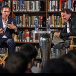 RT @thebafflermag: A very lively account in @nytimes of the #bafflerdebate between @davidgraeber and @peterthiel. http://t.co/4cyl3LV1O7 http://t.co/acqlF1EMgD