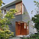Main Street #House by SHED #Architecture & #Design - http://t.co/uTSkPGi3j8 #ILoveS #harmonious #exterior #expression http://t.co/O4d0elxPgL