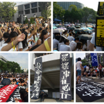 RT @varsitycuhk: Organiser says 13,000 participated in the #hkclassboycott at #CUHK today. http://t.co/uKLnQ8UdqH