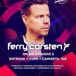El 11 de Octubre tendremos a uno de los grandes del #Trance en @sala_lariviera Mr. @FerryCorsten Thanks @2M_Group http://t.co/dx1znUf0hy