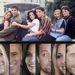 Hoy la serie Friends cumple 20 años. http://t.co/m7sxxULLv8
