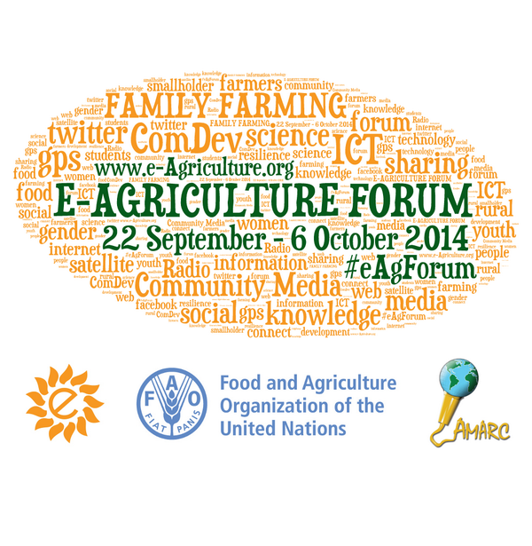 #eAgForum on #ComDev, #CommunityMedia and #ICT 4 #FamilyFarming | Join now and have your say! http://t.co/VFx4bl90Zk http://t.co/0ofDbzLrUv