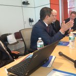 RT @ReinaldoHN: @JuanOrlandoH iniciando la reunión en ETS http://t.co/ikpiWSukMu