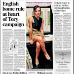 RT @tombennett71: In the same 2 days Emma Watson speaks to the UN about feminism, tabloids run this. How goddamn depressing http://t.co/nFNCWFOGKR