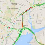 If youre traveling on 91S through #NewHaven this morning, expect delays: http://t.co/pdxEl26S6W http://t.co/hCGK4Hmnoi