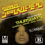 Atlantas HOTTEST Happy Hour*Every Thursday 5pm - 11pm* FREE BEFORE 8pm* @djkemit LIVE http://t.co/OJb4nO5fKP