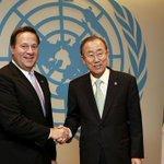 #Panamá ratifica su compromiso para establecer Hub Regional de la ONU http://t.co/8FCu2bruPH http://t.co/o0kYpJ8lyB
