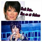 La mama de Kim Kardashian!! Jajajjajaja #elcuara http://t.co/w92fhaCizk