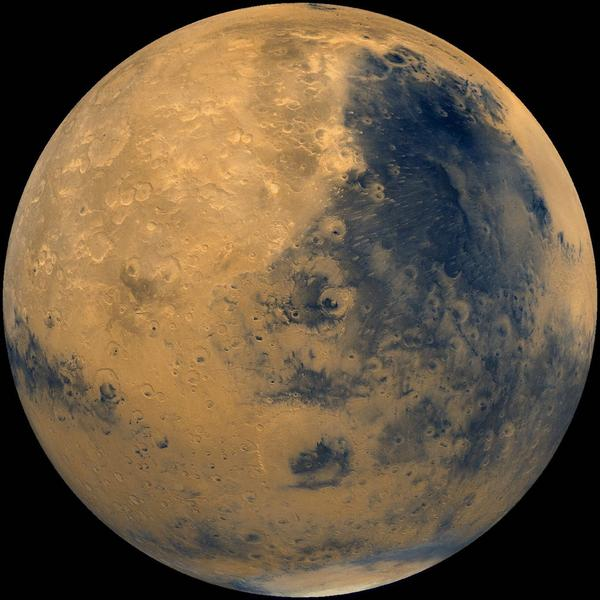 We congratulate @ISRO for its Mars arrival! @MarsOrbiter joins the missions studying the Red Planet. #JourneyToMars http://t.co/lz90flOZLG