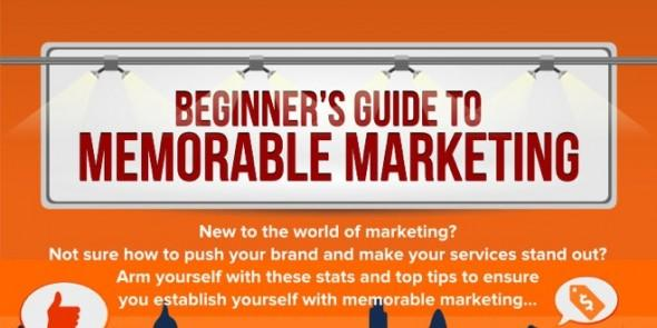 Beginners guide to memorable marketing - http://t.co/IClovRWlZD http://t.co/MAsktfJp4j