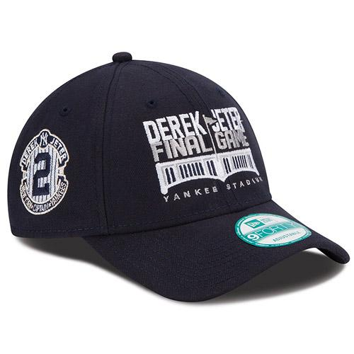 Commemorate Jeter's final game at Yankee Stadium. Today's date sewn on back. #FarewellCaptain http://t.co/KAoDfb7qq7 http://t.co/eEZ209wdEa