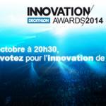 Le 9 octobre, on compte sur vous !! Votez @domyos aux Innovation Awards by Decathlon !! http://t.co/OOiKepADu8 #IAD14 http://t.co/6whSjfcuLn