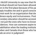 """Coach makes a good case """"@moniquebeaudin: McGill Redmen football coach Clint Uttley resigns http://t.co/O296lIWYF3"""" http://t.co/sHYYzwUQJU"""