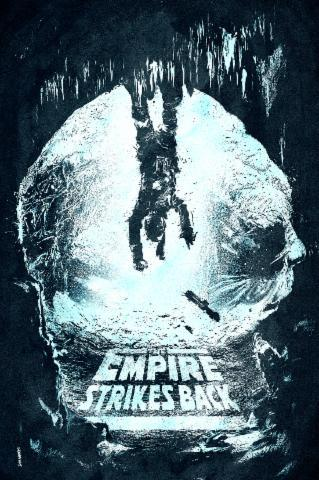 The Empire Strikes Back par Daniel Norris #starwars http://t.co/kGjyV30UmX