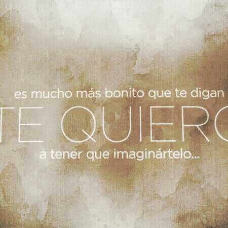 ..es mucho más bonito que te digan te quiero que tener que imaginárselo..  #FF @antoniorozco  #FF #BuenosDíasatodos http://t.co/UkjQ8O6JRk