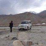RT @heypank: @anandmahindra recently we were at chushul in laddakh near to china border in our scorpio!!! It behaved responsibly!! http://t…