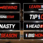 RT @EASPORTSNBA: Here's a deep dive into all the modes in #NBALIVE15: http://t.co/o4Fk6ofL7C