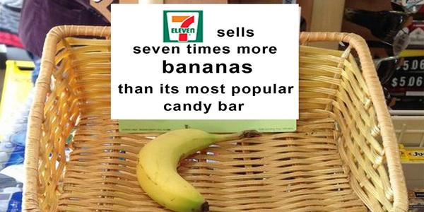 Healthy food options are the 2nd most requested items from @7eleven customers. RT if you want more fruit, less junk! http://t.co/hQZAIkz1Tj