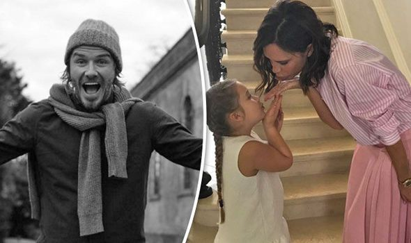 Victoria Beckham, Harper and Brooklyn wish David a happy birthday with ADORABLE snaps -