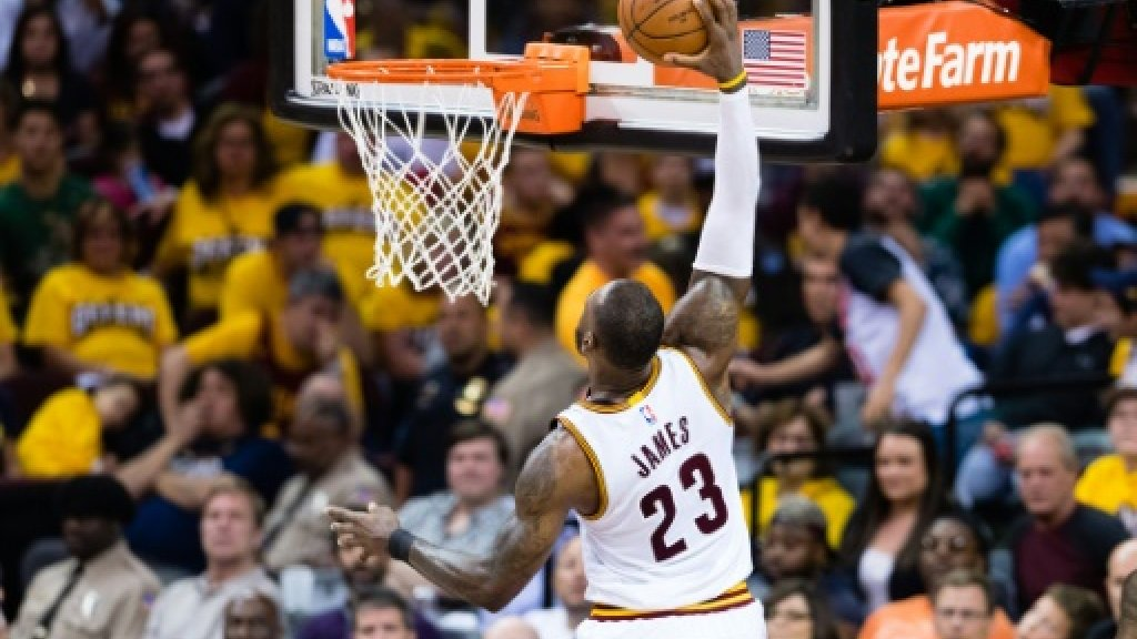 Cavaliers, Rockets romp in NBA playoff second-round openers
