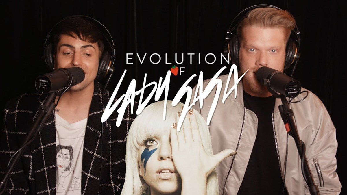 Watch @SUP3RFRUIT's Evolution Of @ladygaga medley https://t.co/qPZOco6oRF https://t.co/fv46DM2hiU