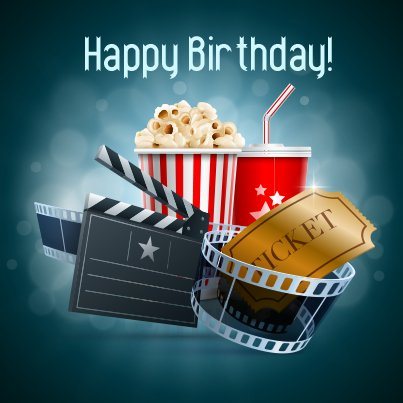 Jack Nicholson, Happy Birthday! via