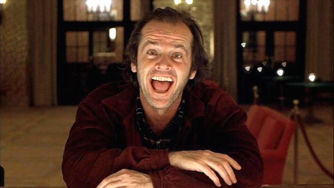 Happy birthday Jack Nicholson, born 1937. (Here wearing