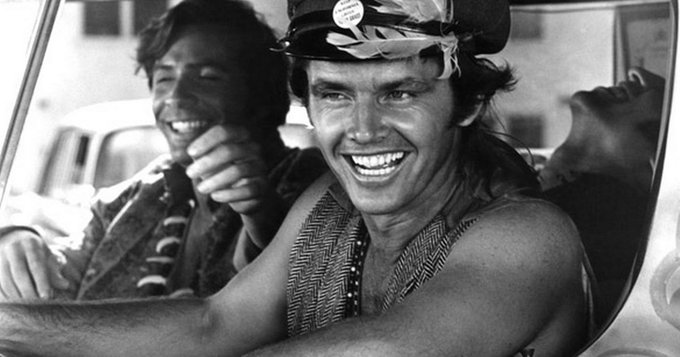 Happy birthday to Jack Nicholson, Hollywood´s greatest rogue