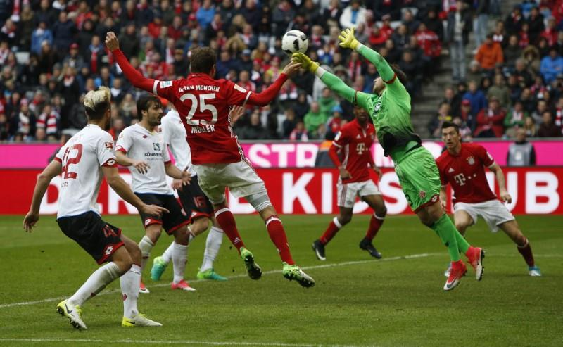 Lacklustre Bayern dig deep to rescue 2-2 draw against Mainz - Football
