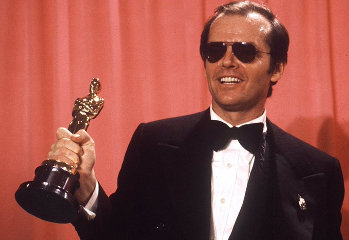Happy Birthday to Jack Nicholson, who turns 80 today!